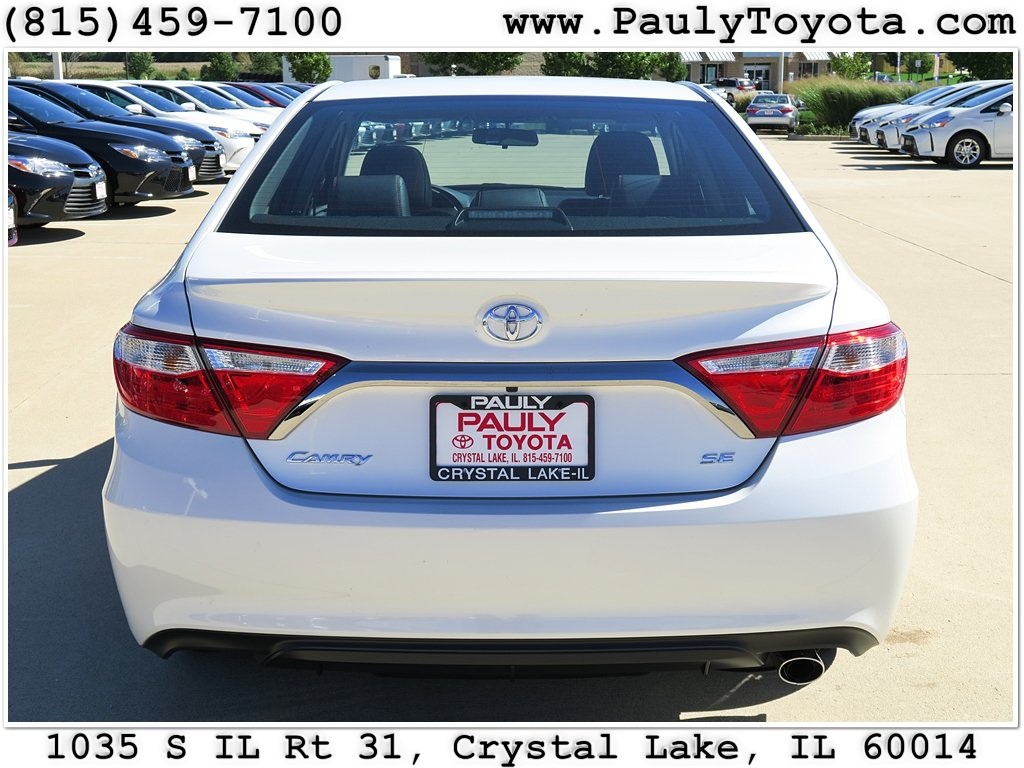 New 2017 Toyota Camry 4d Sedan In Crystal Lake Ca26477