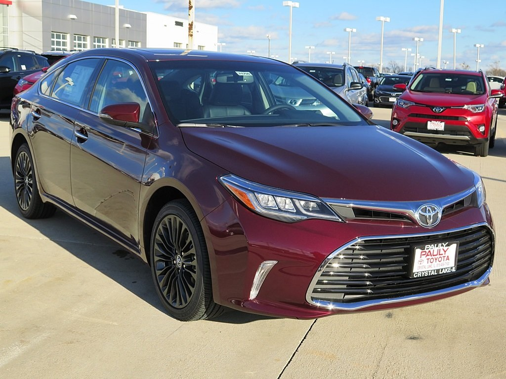 New 2016 Toyota Avalon Touring 4d Sedan In Crystal Lake