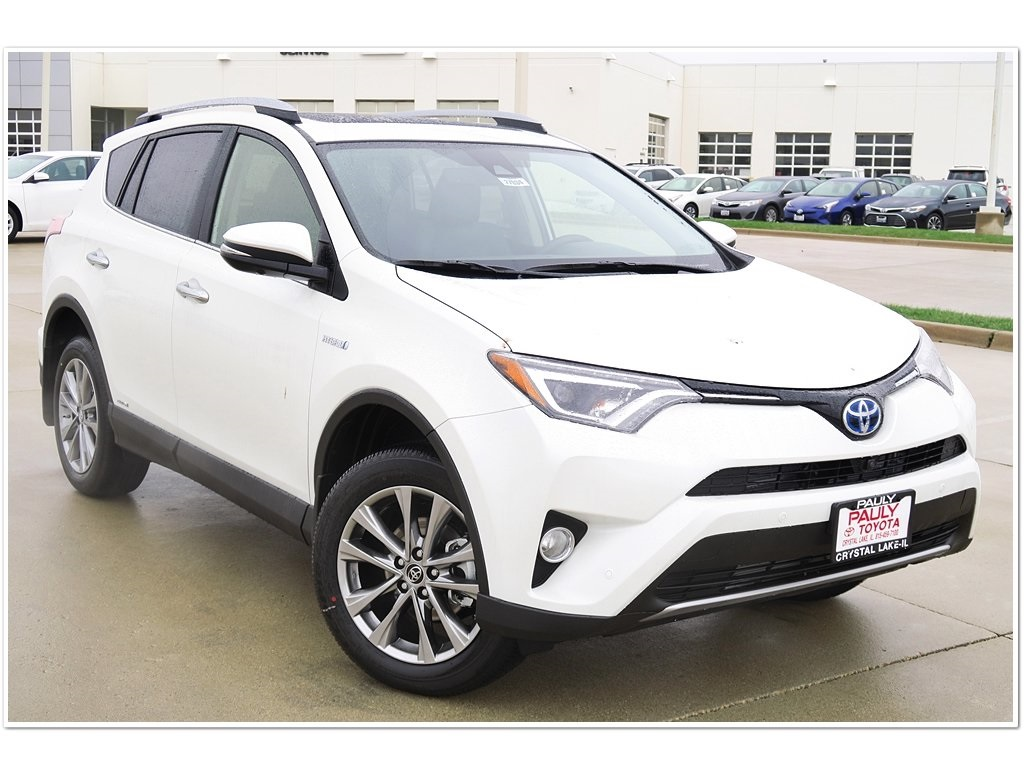 new 2017 toyota rav4 hybrid limited 4d sport utility in crystal lake r27034 pauly toyota. Black Bedroom Furniture Sets. Home Design Ideas