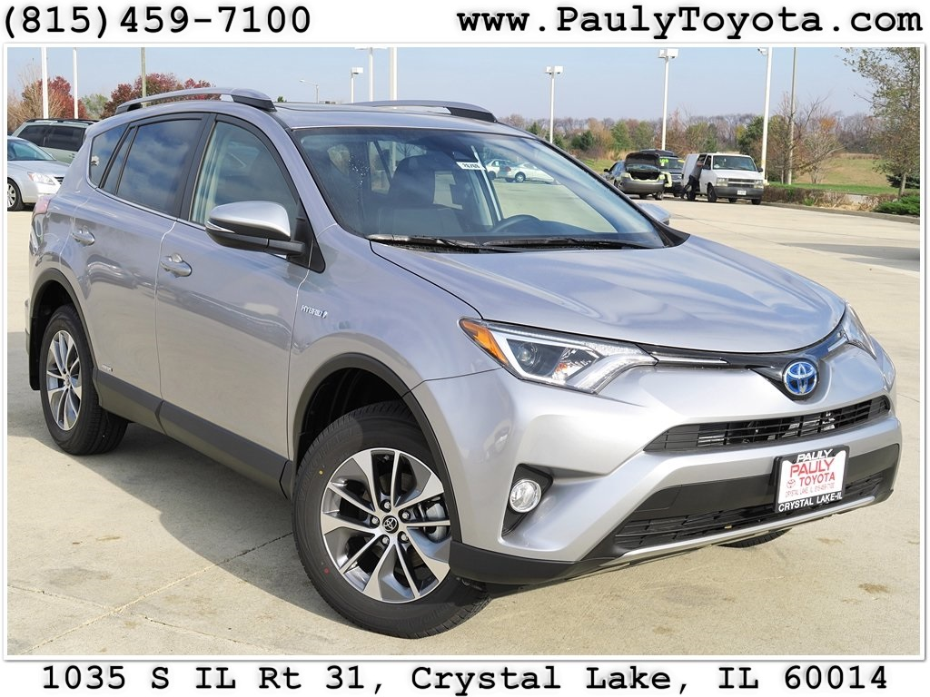 new 2017 toyota rav4 hybrid xle 4d sport utility in crystal lake r26769 pauly toyota. Black Bedroom Furniture Sets. Home Design Ideas