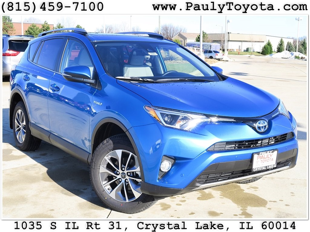 new 2017 toyota rav4 hybrid xle 4d sport utility in crystal lake r26997 pauly toyota. Black Bedroom Furniture Sets. Home Design Ideas