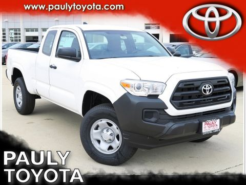 pre owned 2010 toyota tacoma base 4d double cab in crystal lake 27138a pauly toyota. Black Bedroom Furniture Sets. Home Design Ideas